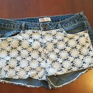 lei Bottoms - L.e.i shorts